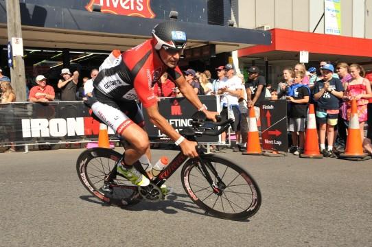 Константин Шимановский, Ironman в Мельбурне, Австралия